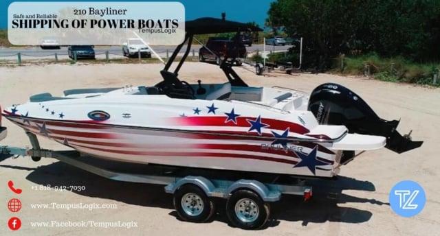 210 Bayliner Boat