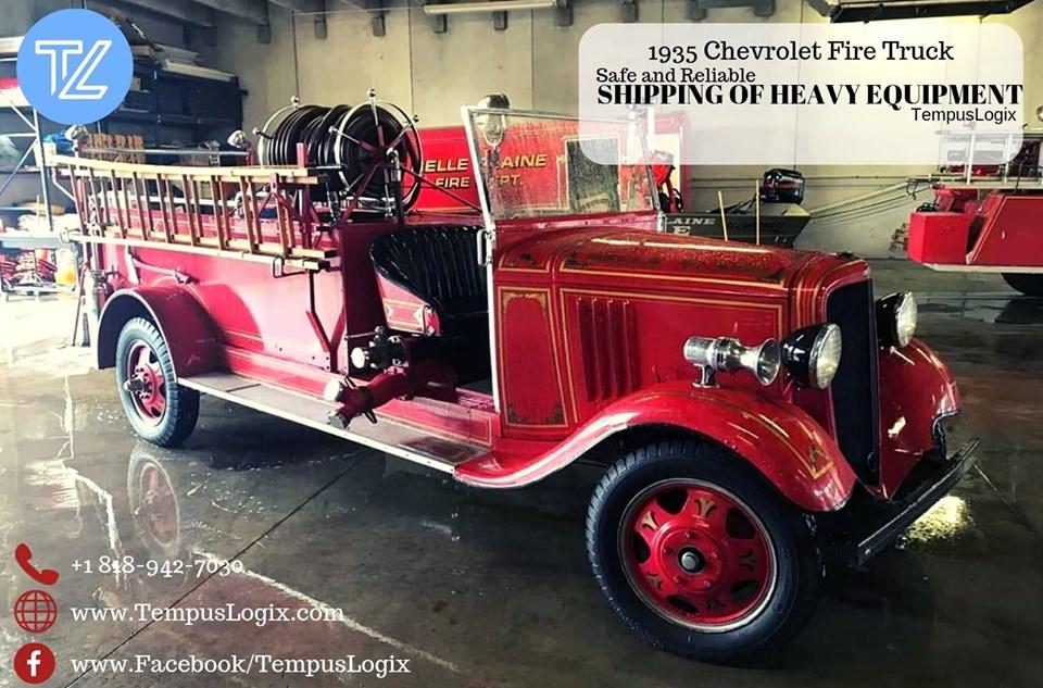 1935 Chevrolet Fire Truck