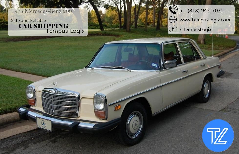 1976 Mercedes-Benz 200