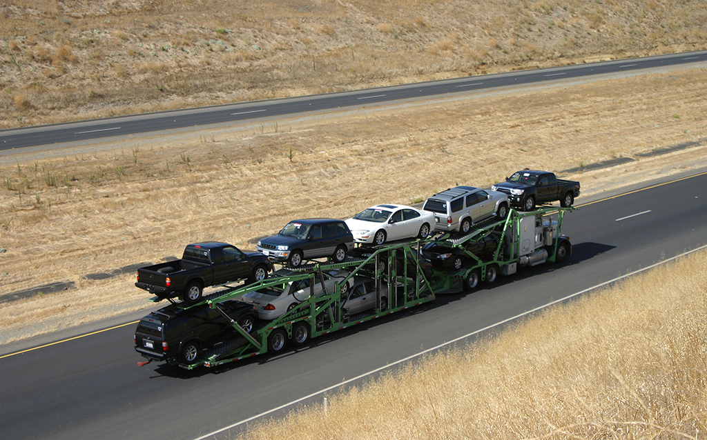 Military Car Transport Services