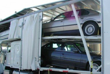 Soft-sided Enclosed Trailers